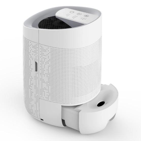Machino 2合1空氣淨化抽濕機 Q9