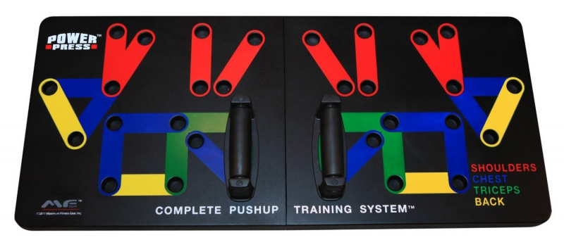 Power Press 核心肌力訓練板
