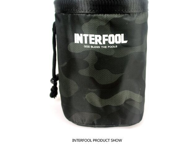 INTERFOOL多功能時尚鎂粉袋(經典之作!)