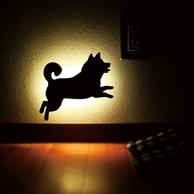 Toyo Case LED 動物感應壁燈