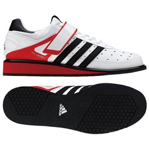 Adidas Power Prefect II 舉重鞋
