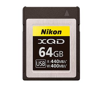 Nikon記憶卡 MC-XQ64G