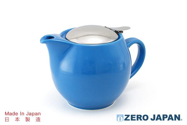 ZeroJapan經典茶壺 (寶石藍)|日本製造