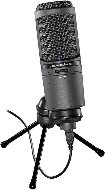 Audio Technica AT2020USBi 電容式麥克風