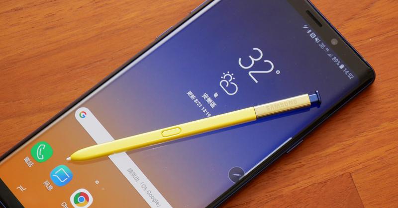 三星 Samsung Galaxy Note 9 高配置版 8GB RAM +512GB