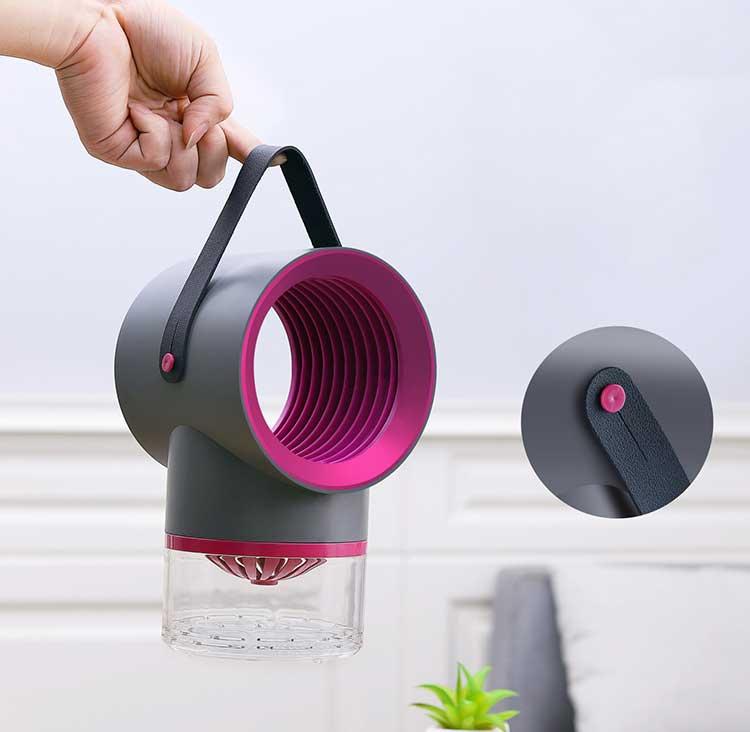 光觸媒物理滅蚊燈 KLY-189 - 靜音滅蚊機 吸蚊器 家用捕蚊神器 蚊蟲驅蚊機 USB充電