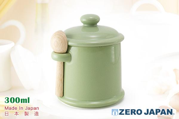 ZeroJapan懷舊儲存罐 (青瓷綠)|日本製造