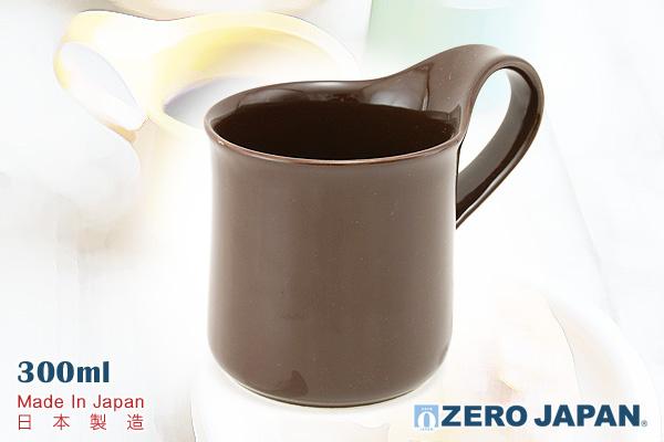品味咖啡杯 (朱古力啡 / 300ml) |日本製造