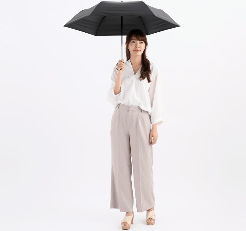 全遮光面料x超輕自動開合折疊傘 | 日本HEAT BLOCK × VERYKAL