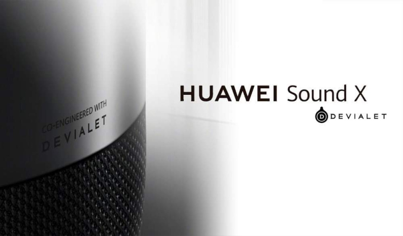 Huawei Sound X 智能音箱