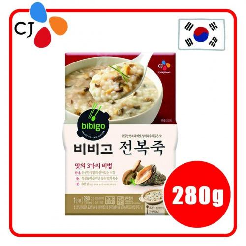 CJ - 韓國Bibigo 鮑魚即食粥280g