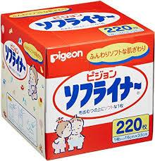 PIGEON 貝親 - Pigeon 尿布墊 (220枚裝)