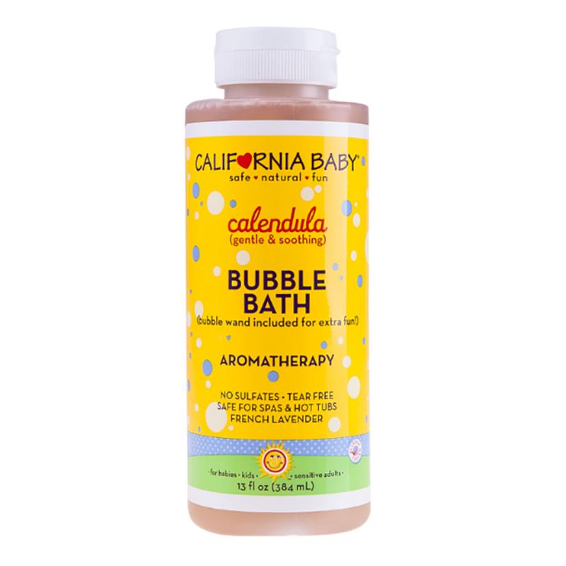 California Baby Calendula Bubble Bath 泡泡浴 384ml