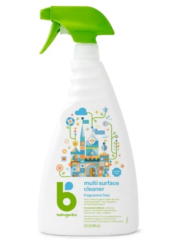 Babyganics Multi Surface Cleaner 萬用清潔劑 946ml