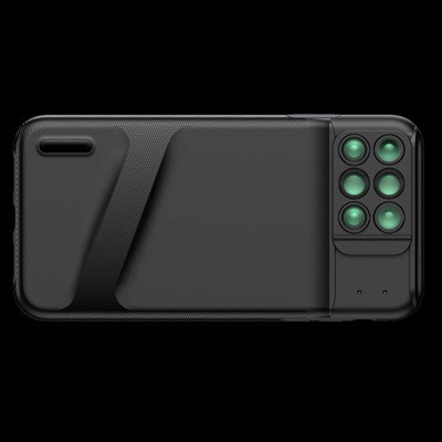 6 in 1 Lens case use for iPhone SX/SX Max