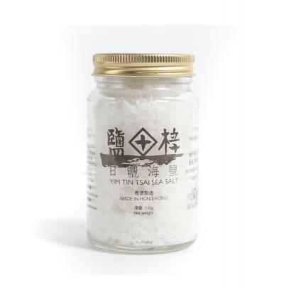 西貢鹽田梓 日曬海鹽 (130克)