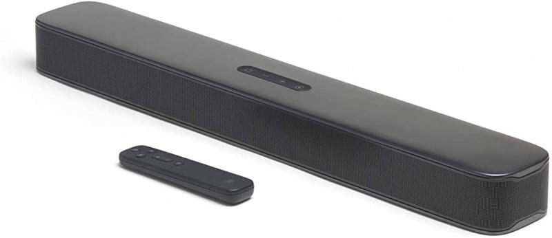 JBL - Bar 2.0 一體化 Compact 2.0 Channel Soundbar 藍牙電視揚聲器音響系統