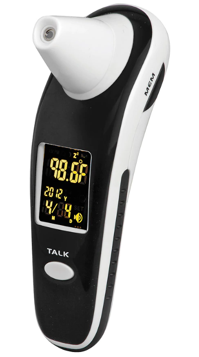 HealthSmart DigiScan Multi-Function Thermometer