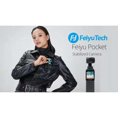 飛宇Pocket Smart Compact 4K 6軸穩定手持相機
