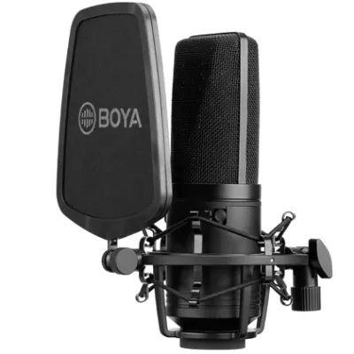 BOYA BBY-M1000 大振膜電容麥克風