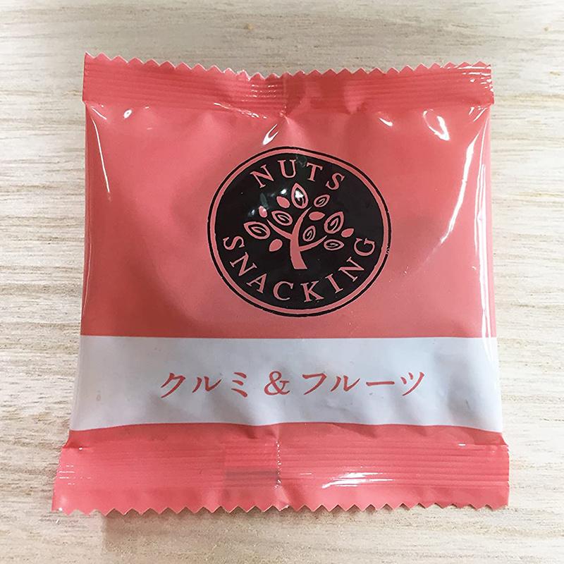 日版 Dolce【天然核桃】雜錦堅果 果乾零食 86g【市集世界 - 日本市集】