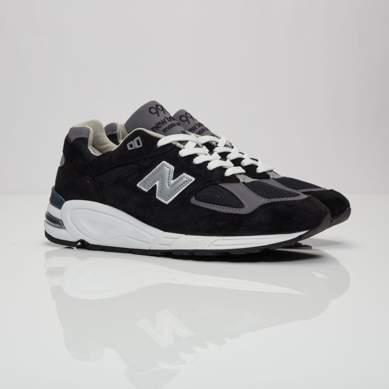 New Balance M990BK2 990V2 男裝鞋 [黑色]