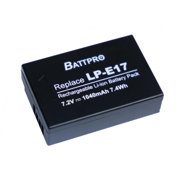 BattPro Canon LP-E17電池+充電器 香港行貨