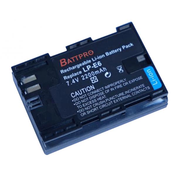 BattPro Canon LP-E6 香港行貨