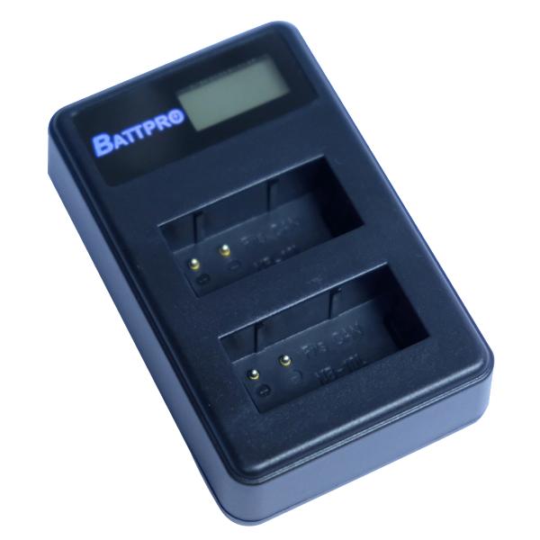 BattPro Canon NB-10L 雙位電池USB充電器 香港行貨