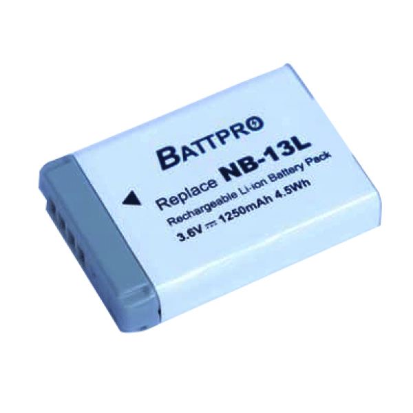 BattPro Canon NB-13L