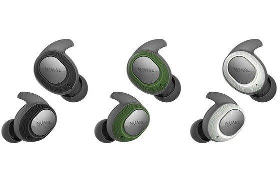 NUARL NT100 IPX7 運動防水真無線運動耳機 [3色]