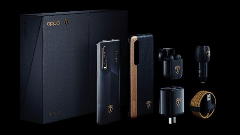 OPPO Find X2 Pro 5G (12+512GB) Lamborghini Edition
