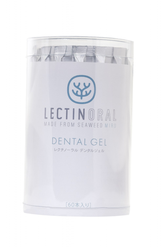 Lectinoral Dental Gel 日本天然美白潔齒棒 [60支 / 15支]