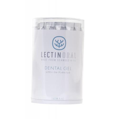 Lectinoral Dental Gel 天然美白潔齒棒 [60支 / 15支]