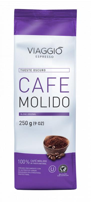 VIAGGIO Espresso 咖啡粉特選優惠組合 (3款各1包) 250g