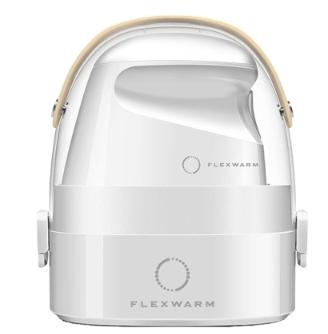 飛樂思Flexwarm-居家/旅行用手持式納米蒸汽乾濕兩用小熨斗