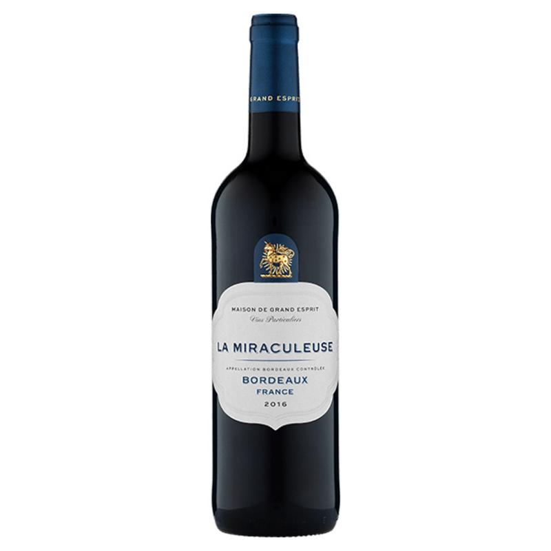 Maison de Grand Esprit La Miraculeuse 艾斯莊園 波爾多紅酒 2016 750ml - 12762438