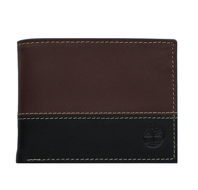 Timberland Men's Hunter Color-Block Wallet 銀包