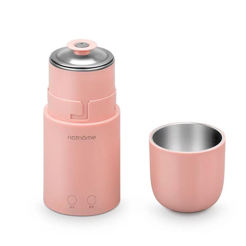 nathome - 保溫+電煮2合一電煮杯