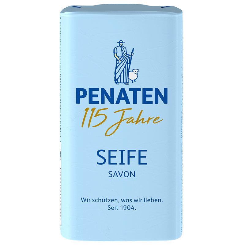 德國Penaten 牧羊人 嬰兒溫和肥皂 (含按摩油及蜜糖) (特別版 2件裝) 100g【市集世界 - 德國市集】