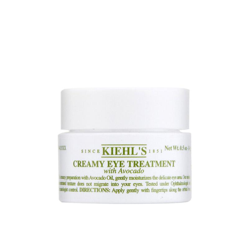 Kiehl's Creamy Eye Treatment with Avocado 牛油果眼霜 14g