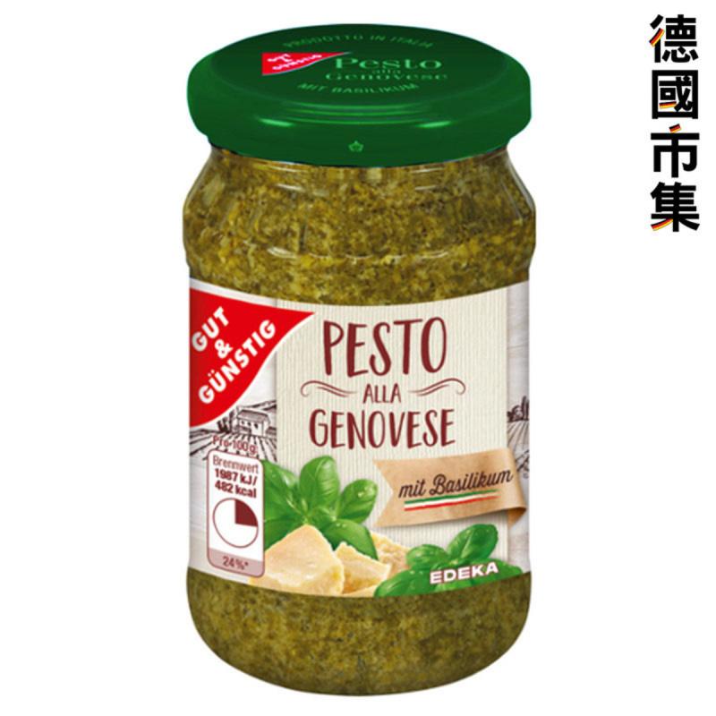 德國G&G 特色意大利馳名 青香蒜泥 調味醬汁 190g【市集世界 - 德國市集】