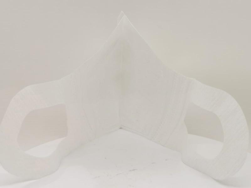 BossnSu™ KN95 3D立體防護口罩 10 pcs / 1 bag (CE & FDA認證)