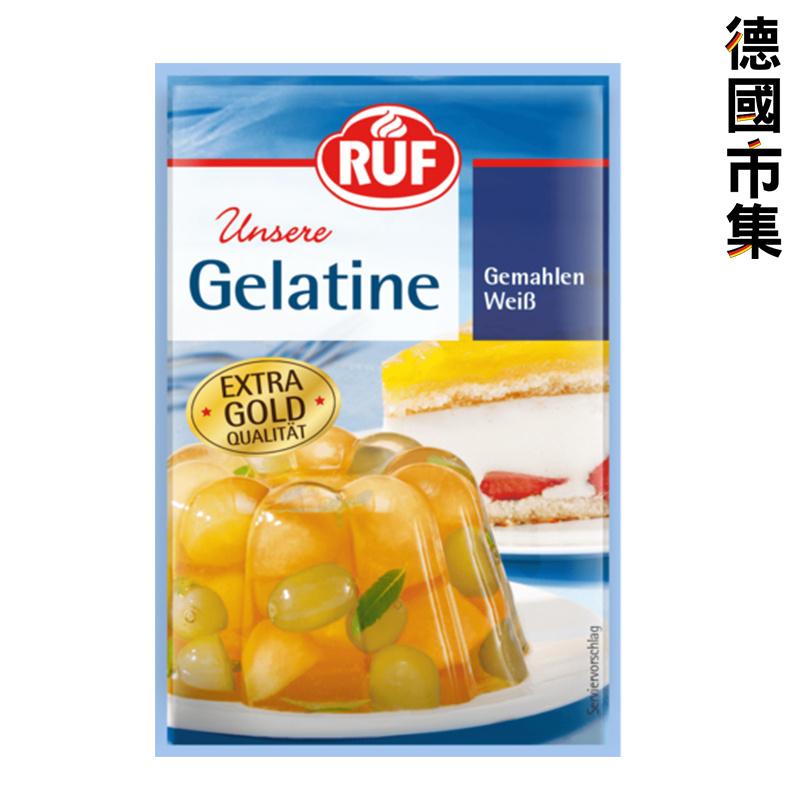 德國RUF 魚膠粉 27g【市集世界 - 德國市集】