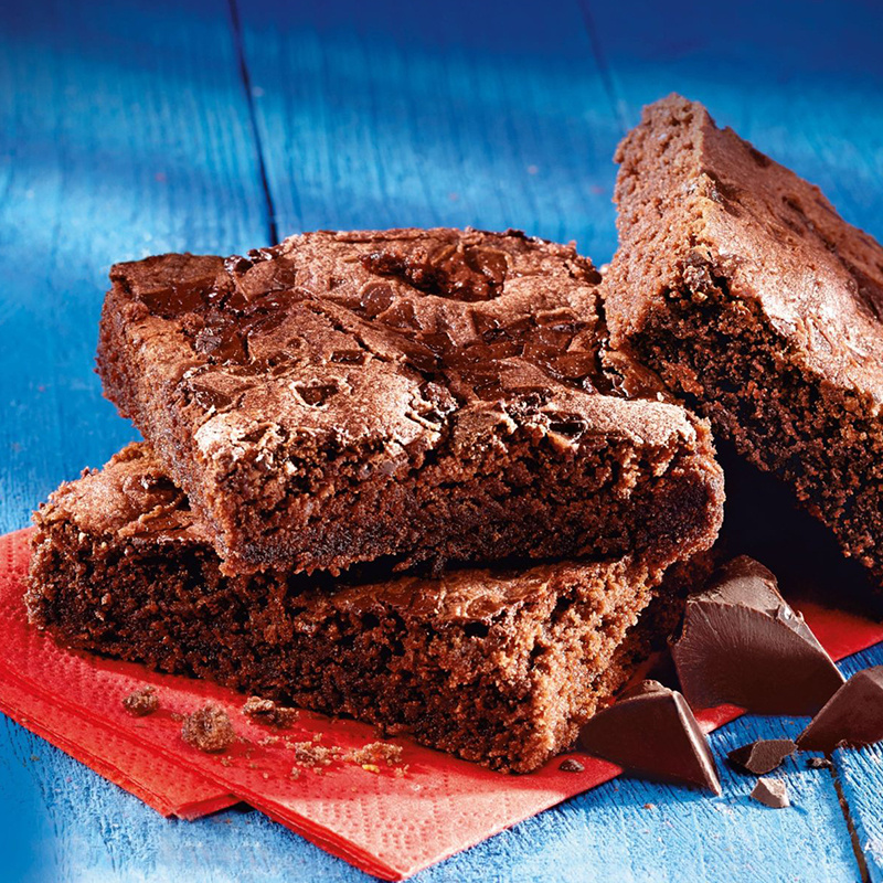 德國RUF【經典 Brownies 布朗尼朱古力蛋糕 】預伴粉 366g【市集世界 - 德國市集】