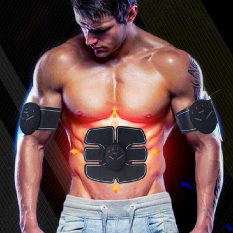 EMS 智能腹肌健身儀 (懶人健身收腹必備) sixpad 高級版 8塊增強版本