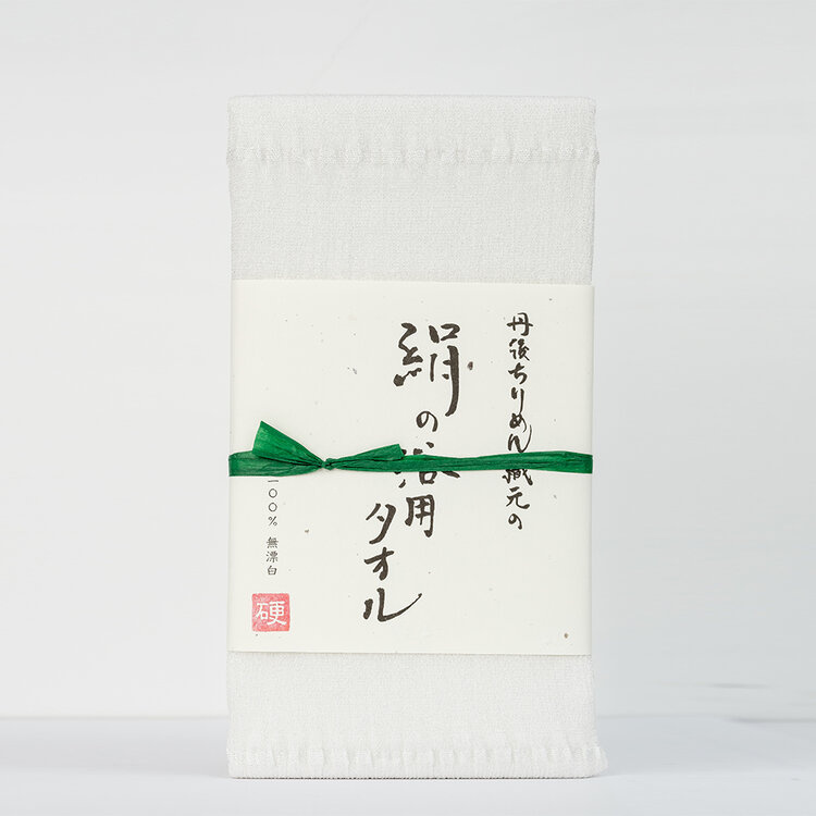 Tango 日本製真絲浴巾