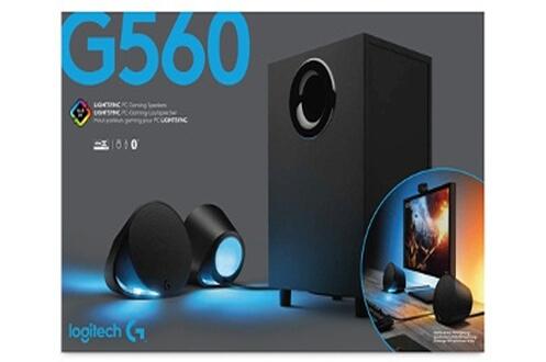 Logitech G560 LIGHTSYNC PC 遊戲音箱