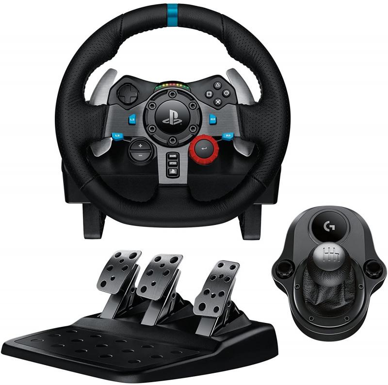 Logitech G29 + Driving Force變速器套裝
