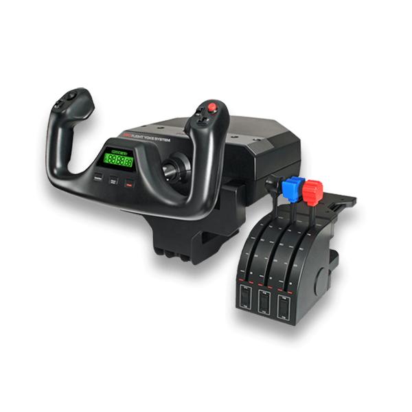 Saitek Pro Flight Yoke System (for PC)